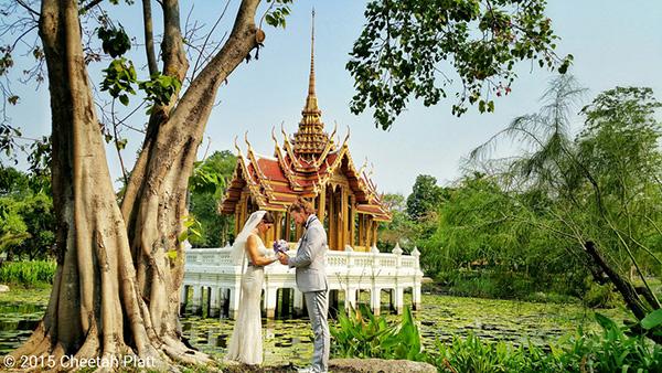 Suan Luang Rama 9 Park - Bangkok, Thailand