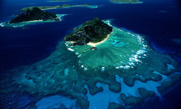 Fiji, coral reef