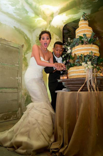John Legend Wedding Songs.John Legend And Chrissy Teigen Get Married In Italy