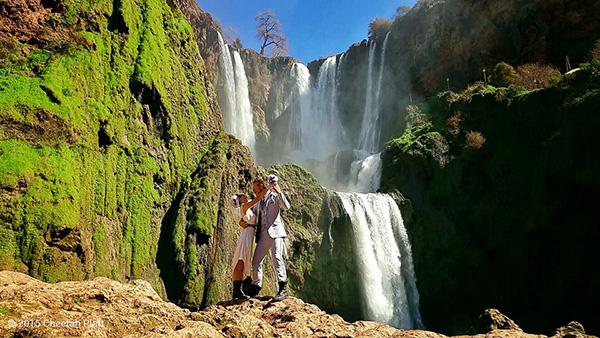 Cascade de Ouzoud, Morocco