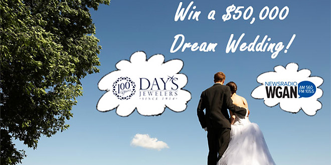 win 50 000 dream wedding wedding love
